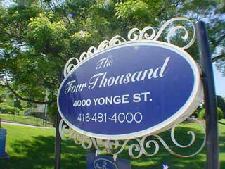 Three Bedroom Toronto Apartment Home Rentals Yonge York Mills 4000 Street