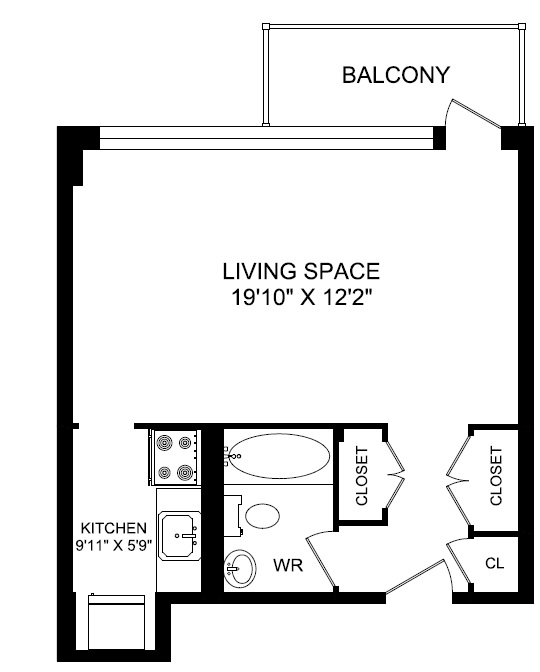 Garage Efficiency Apartment Plans Rachael Edwards